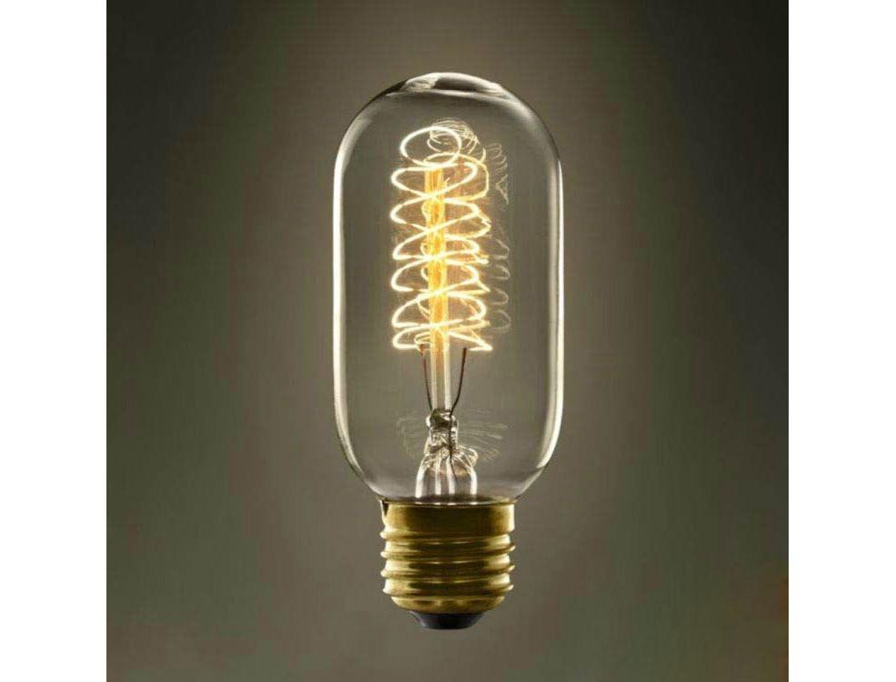 Лампочки эдисон в интерьере