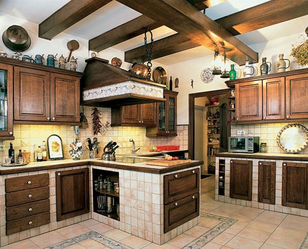 Кухонный гарнитур из кирпича своими руками 40