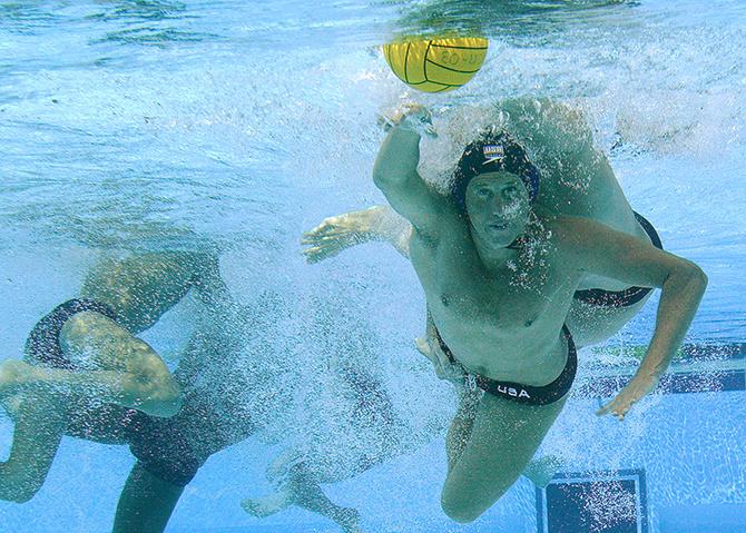 Водное поло фото под водой порно76