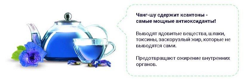 Чанг шу чай для похудения отзывы девушек