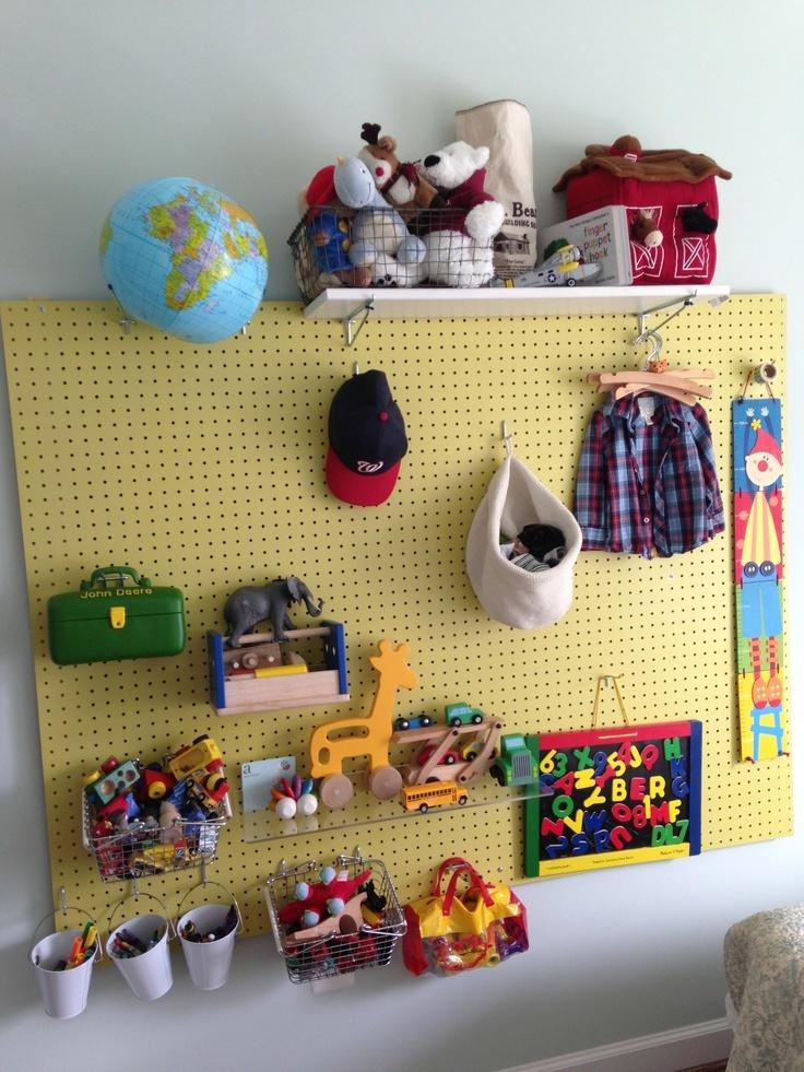 Система хранения игрушек своими руками 96