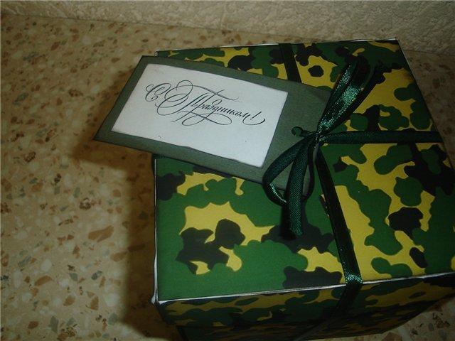 Оригинальные подарки любимому в армию 65