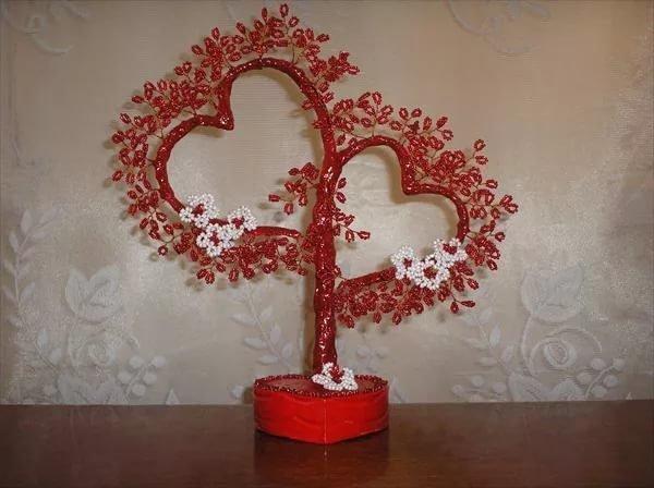 Дерево любви как сделать своими руками