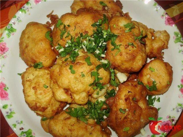 Жареная картошка с капустой и мясом рецепт