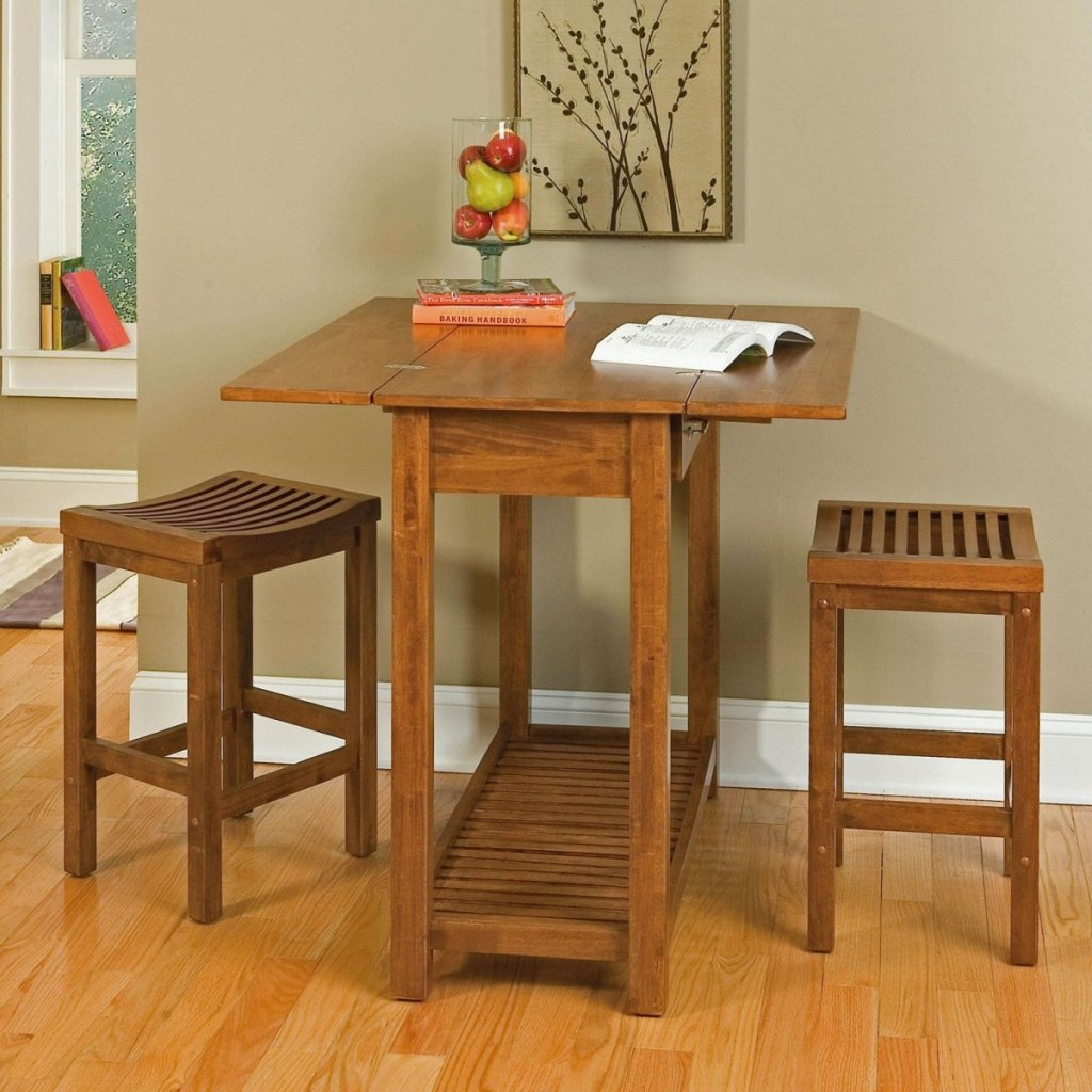 Кухонный откидной столик