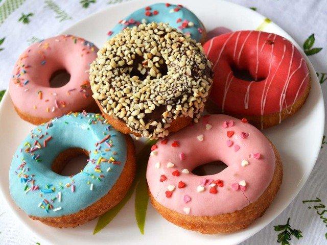 Пошаговый рецепт с фото пончиков