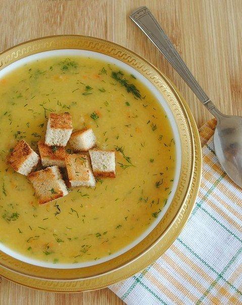Рецепт гороховый суп как в детском саду рецепт с