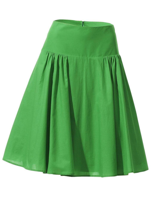 Своими руками юбку зеленые 643