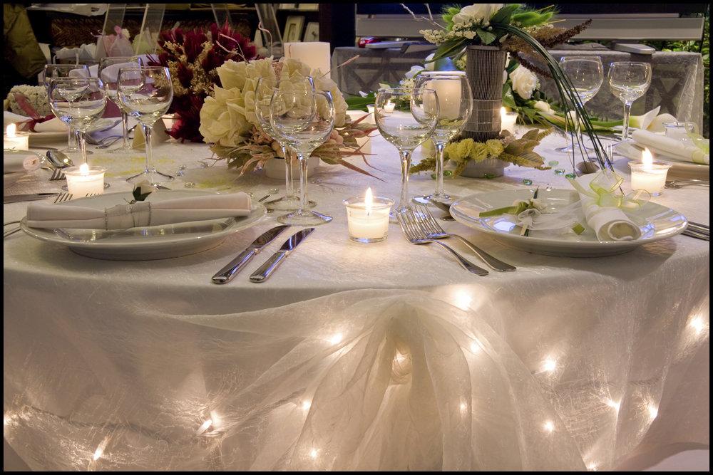 Как накрыть свадебный стол своими руками фото 5