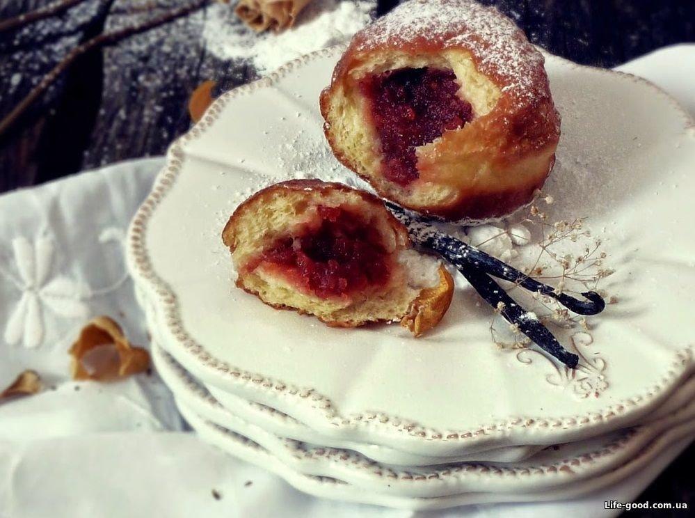 Рецепт начинки для пончиков в домашних условиях 892