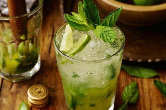 Напиток с лаймом и мятой в домашних условиях 738