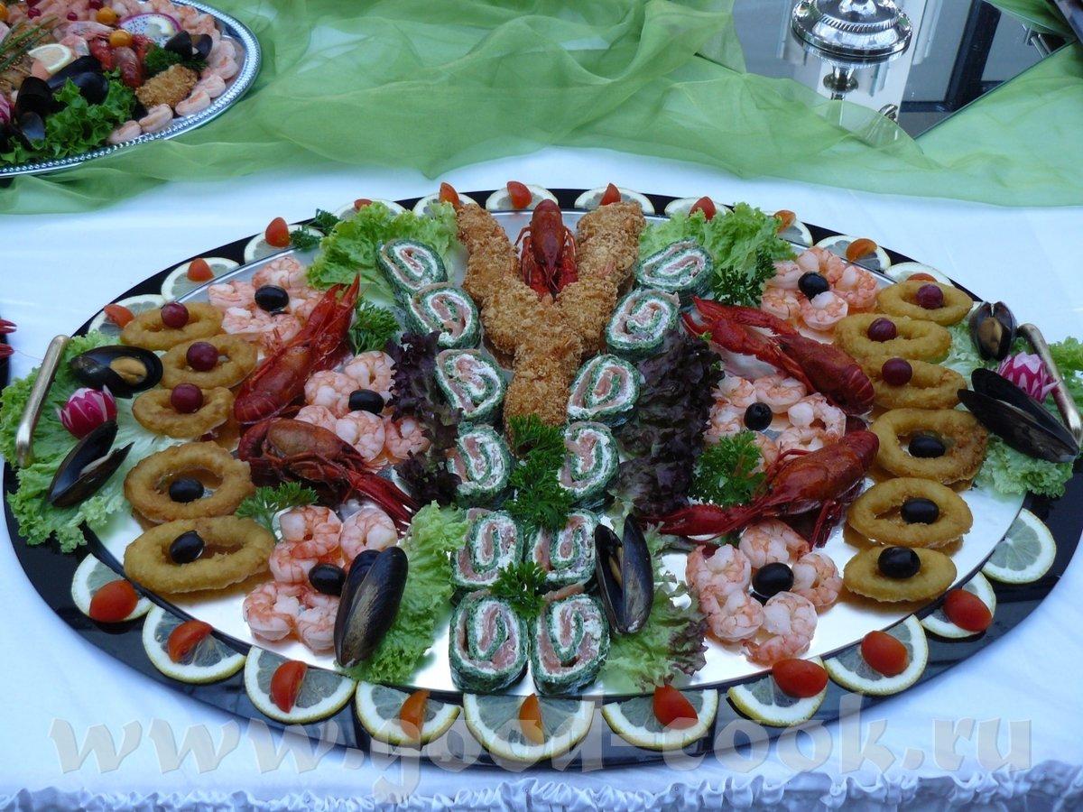 Салаты на свадьбу летом и рецептами