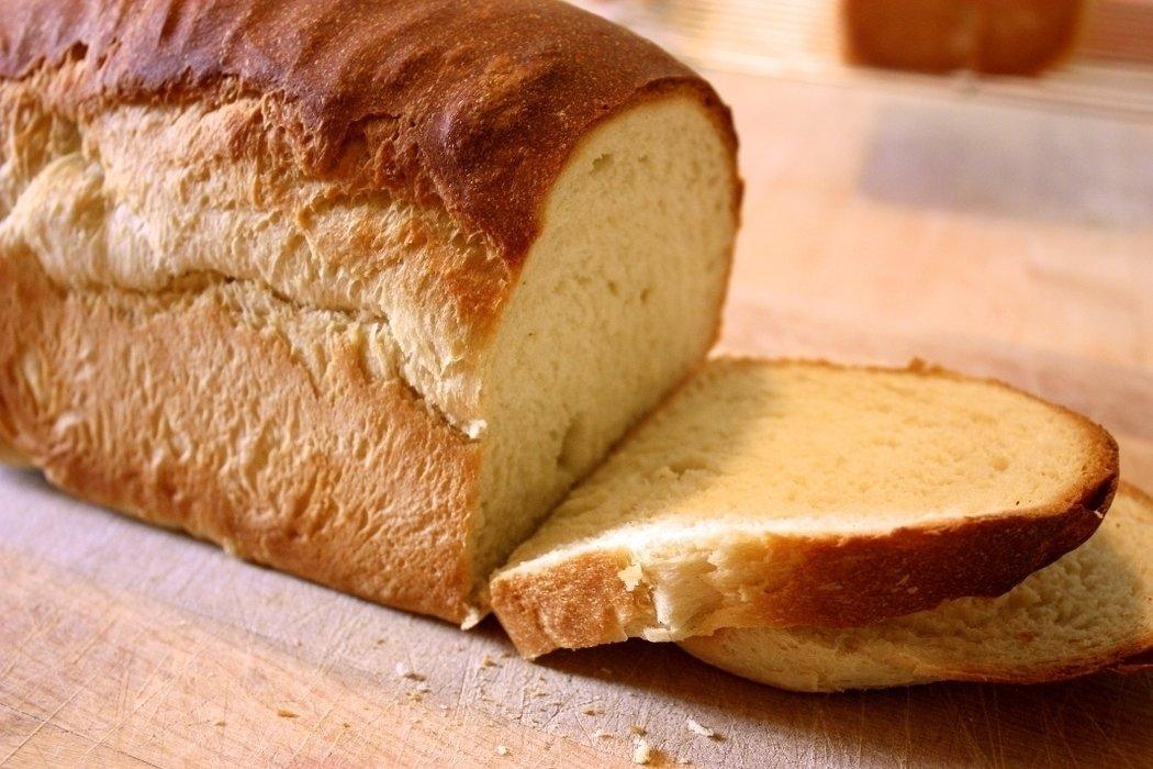 Хлеб по бабушкиномуу