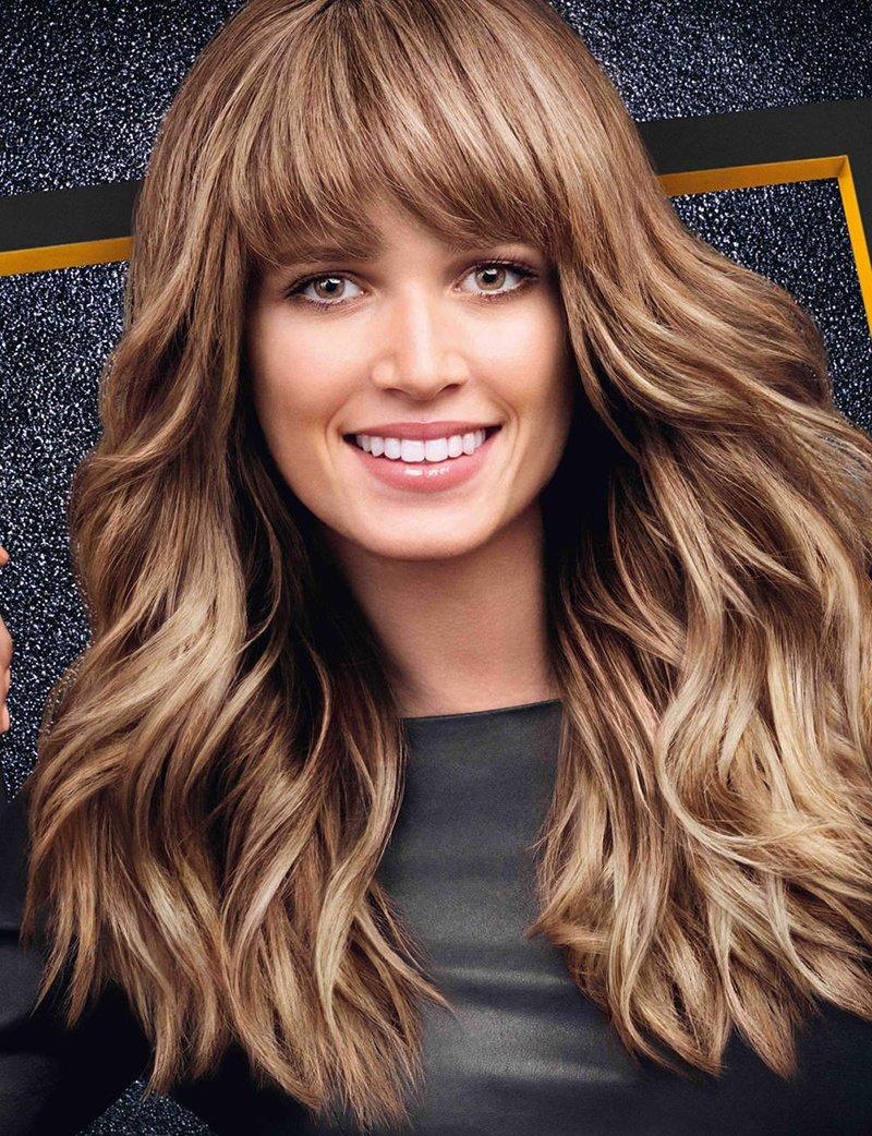 Какие цвет волос сейчас в моде фото
