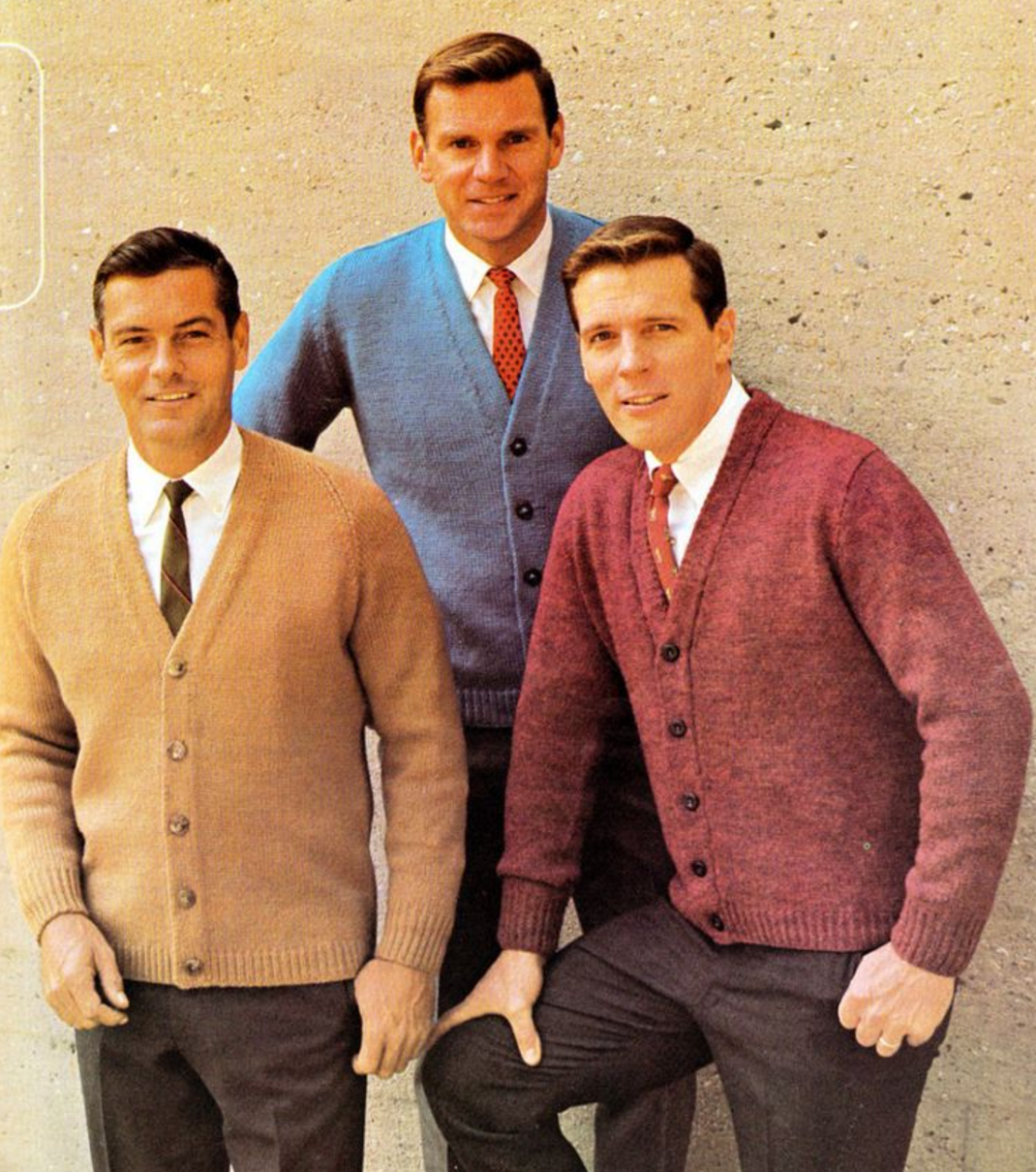 60 s men fashion-Love those 60s colors! Vintage chic Pinterest 87