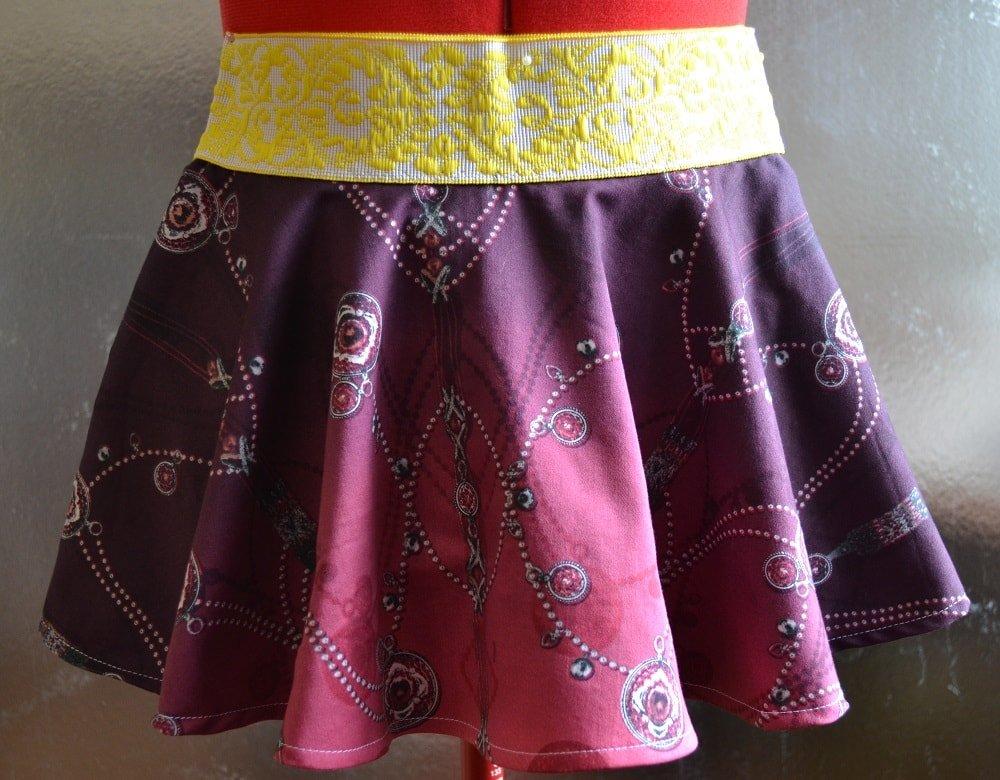 Самим сшит юбки для девочек 786