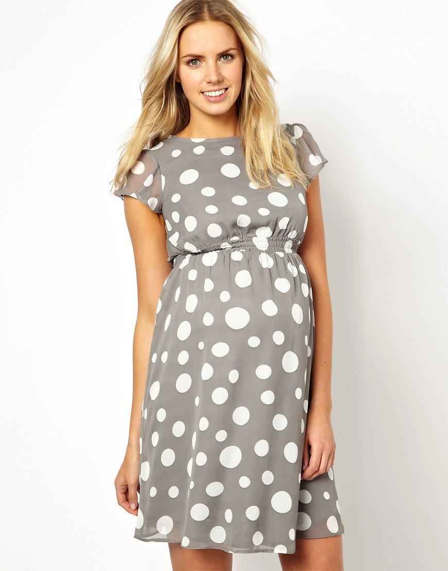 Свободное платье для беременных своими руками 88