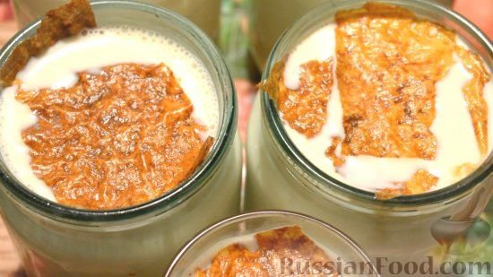 Ряженка по-домашнему. (Бабушкин рецепт) Вкусно и Полезно (ViP)