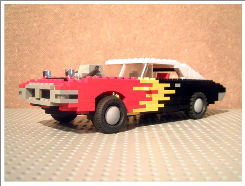 Как сделать из лего свою машину 791