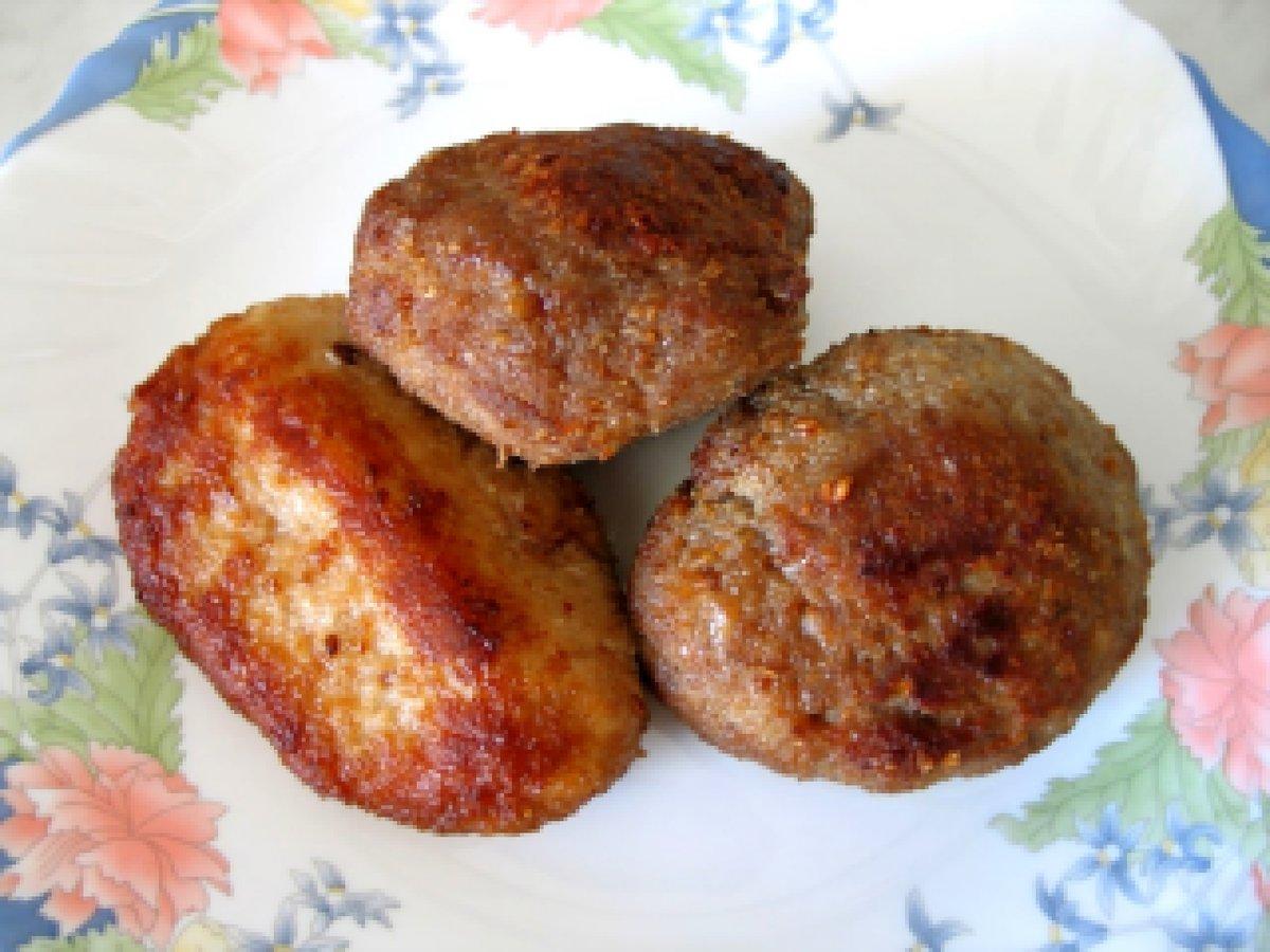 Котлеты по киевски из говядины рецепт