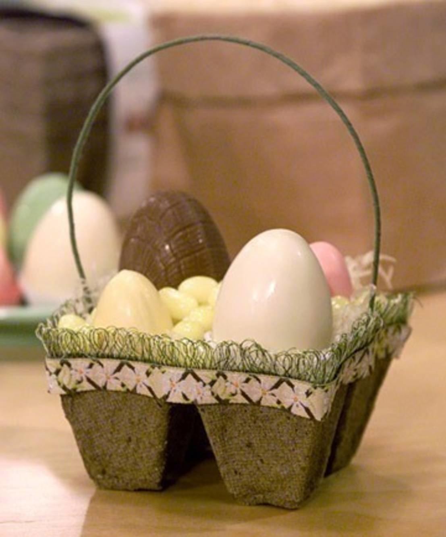 Шкатулки из яйца своими руками