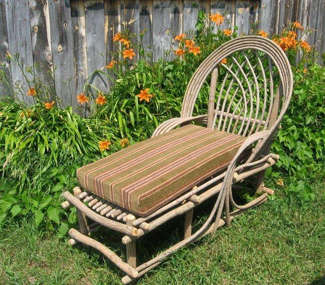 Садовая мебель своими руками Из дерева