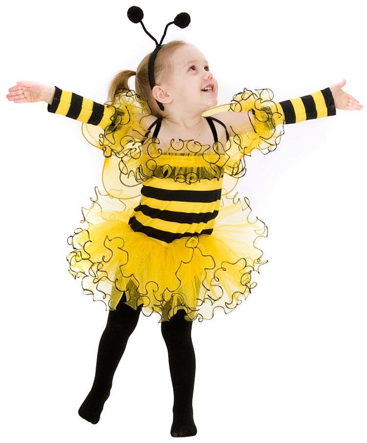Как сделать костюм пчелки своими руками в домашних условиях