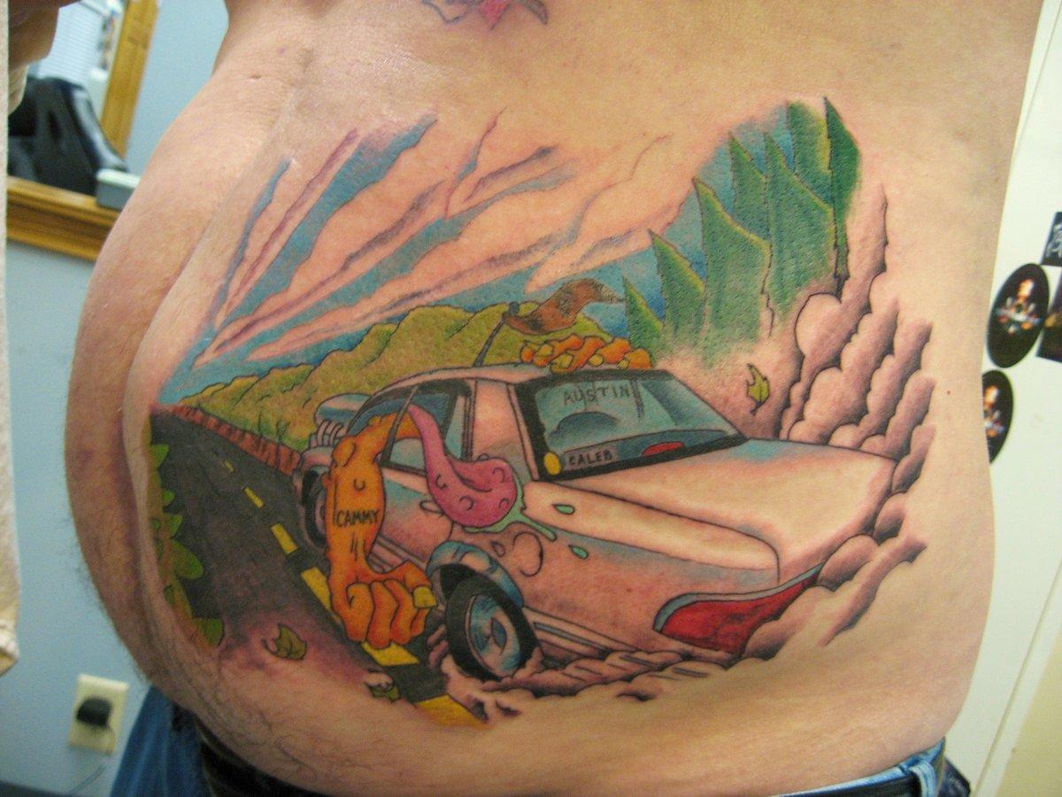 Наличие татуировки может стать причиной отказа в приеме на 28