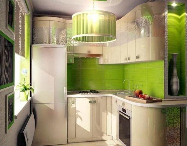 Кухни маленькие фото новинки