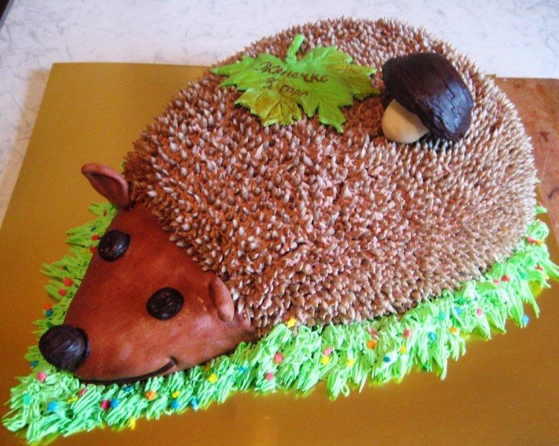Как приготовить торт на день рождения ребенку своими руками