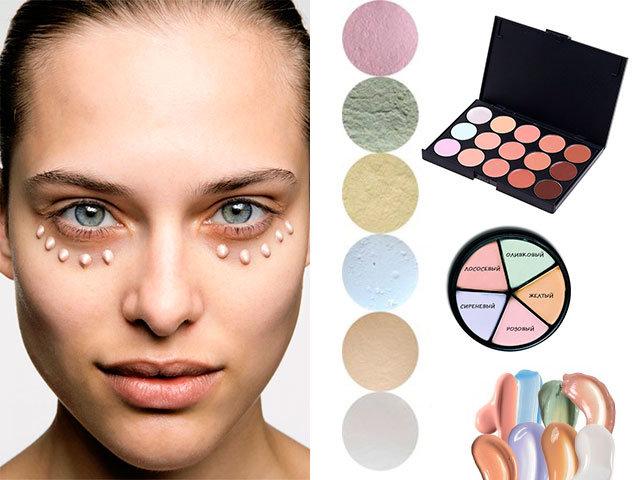 Как правильно подобрать цвета для макияжа