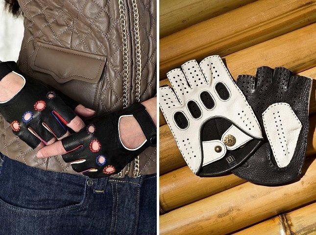Как сделать перчатки без пальцев своими руками мужские 7