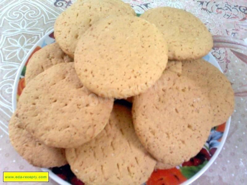 Детское печенье рецепт с фото пошагово