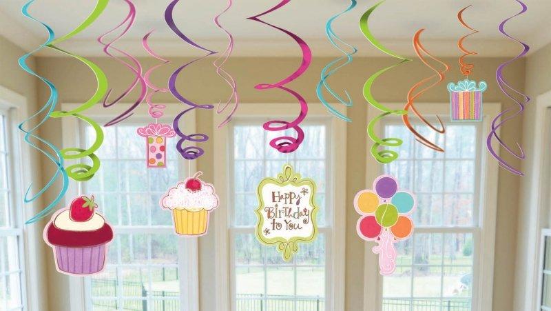 Подготовка ко дню рождения своими руками 14