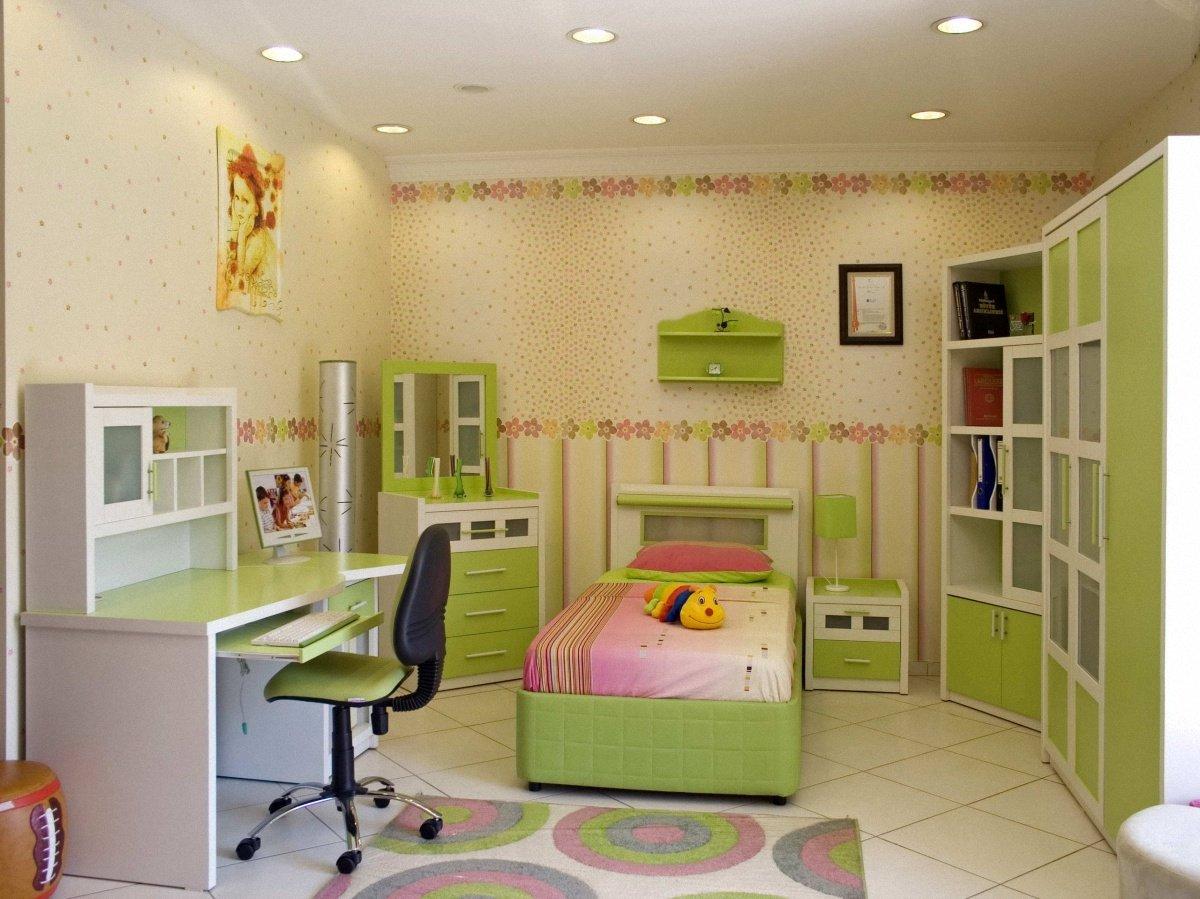 Фото ремонтов детских комнат для девочек