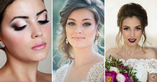 Как сделать макияж глаз для невесты