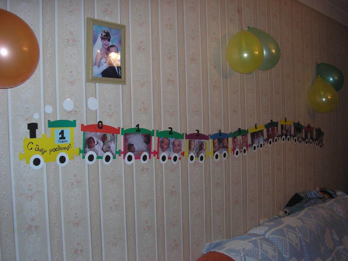 Украсить комнату к рождению ребенка
