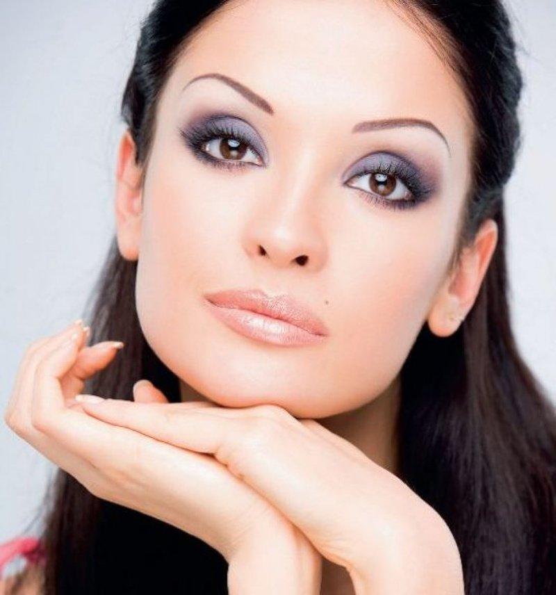 Фотографии макияжа на глаза