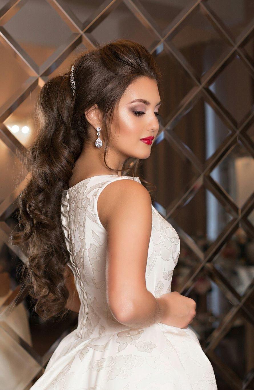 Фото свадебного макияжа2018