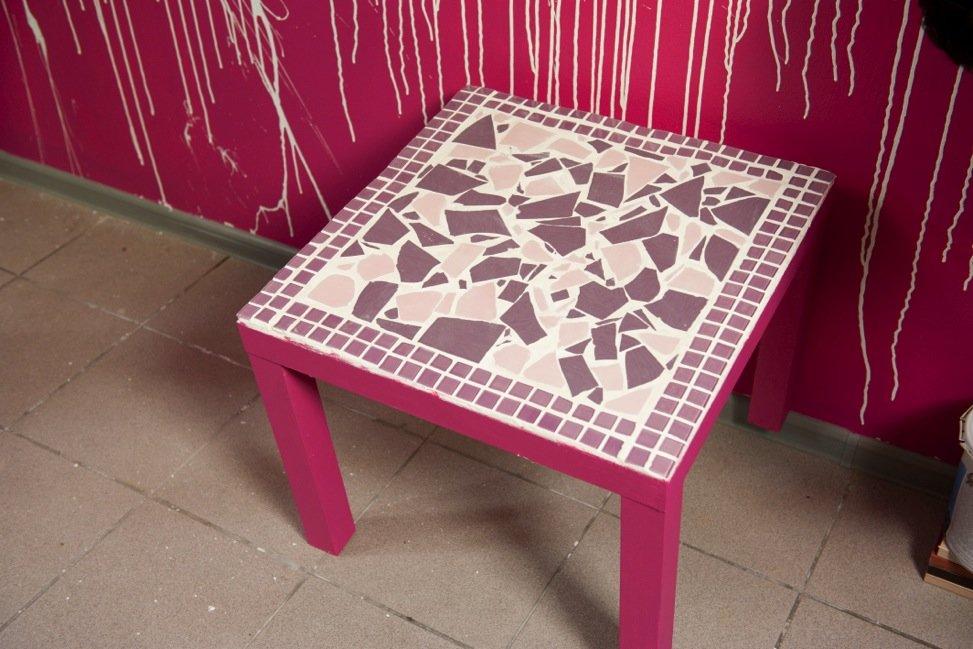 Керамический стол своими руками 42