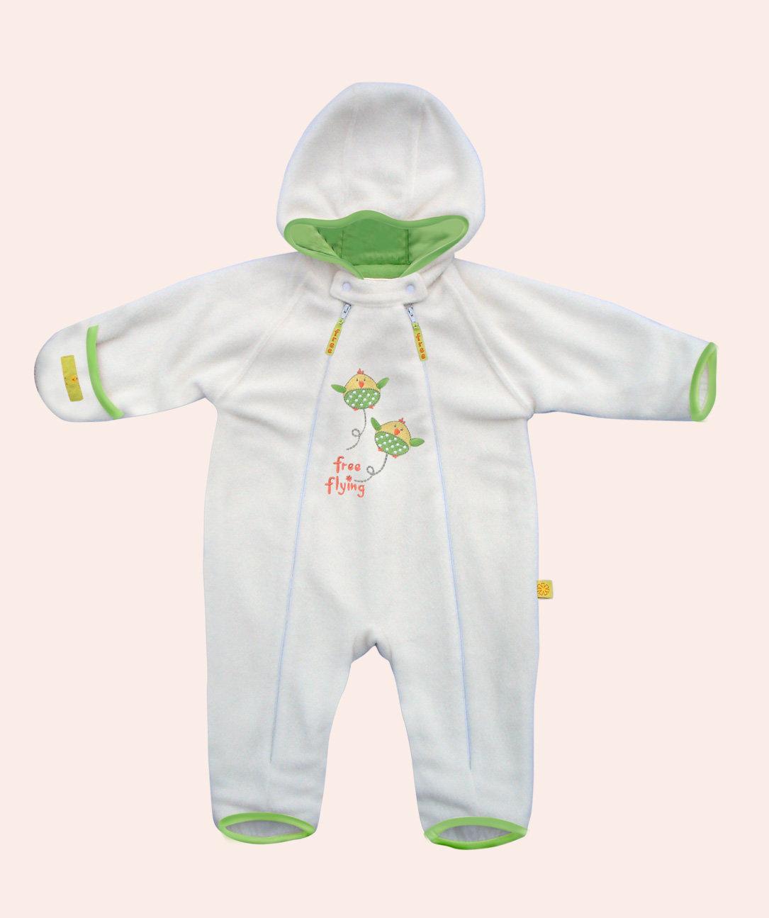 Как сшить костюмчик для новорожденного