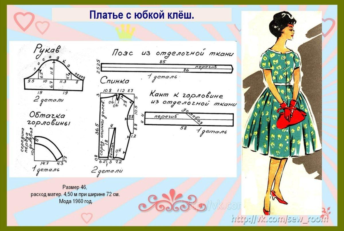 Платье для девочки с юбкой солнце как сшить