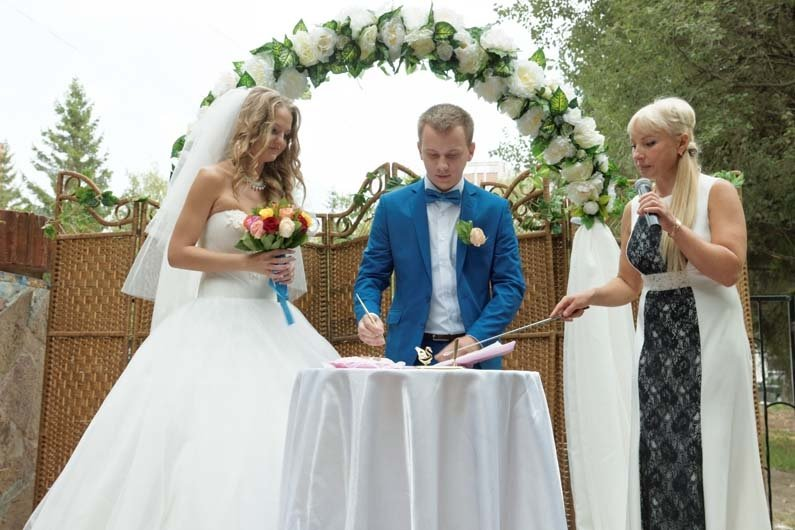 Где проводят свадьбы в самаре