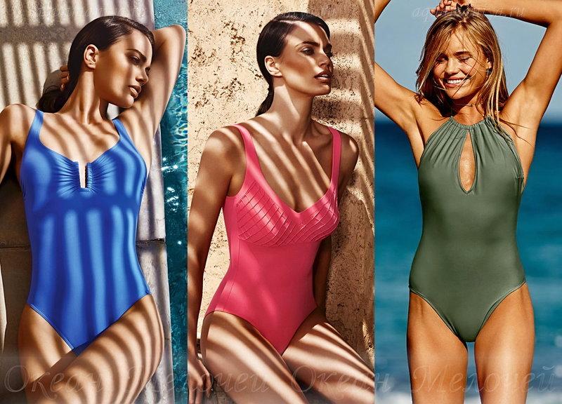 Какие купальники модные в году