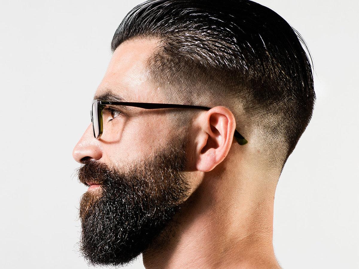 Стрижка бороды своими руками
