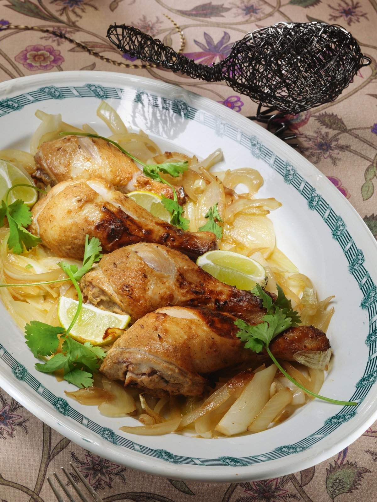Курица в йогурте фото рецепт