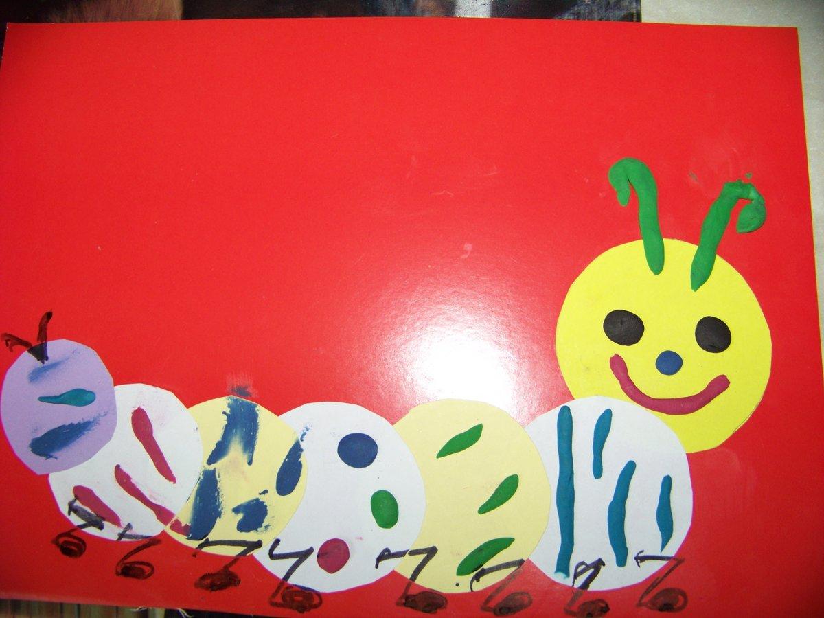 Детские поделки с цветной бумаги 90