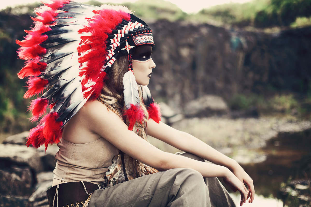 What is native american fashion Native American Indian Clothing and Regalia - Native Languages