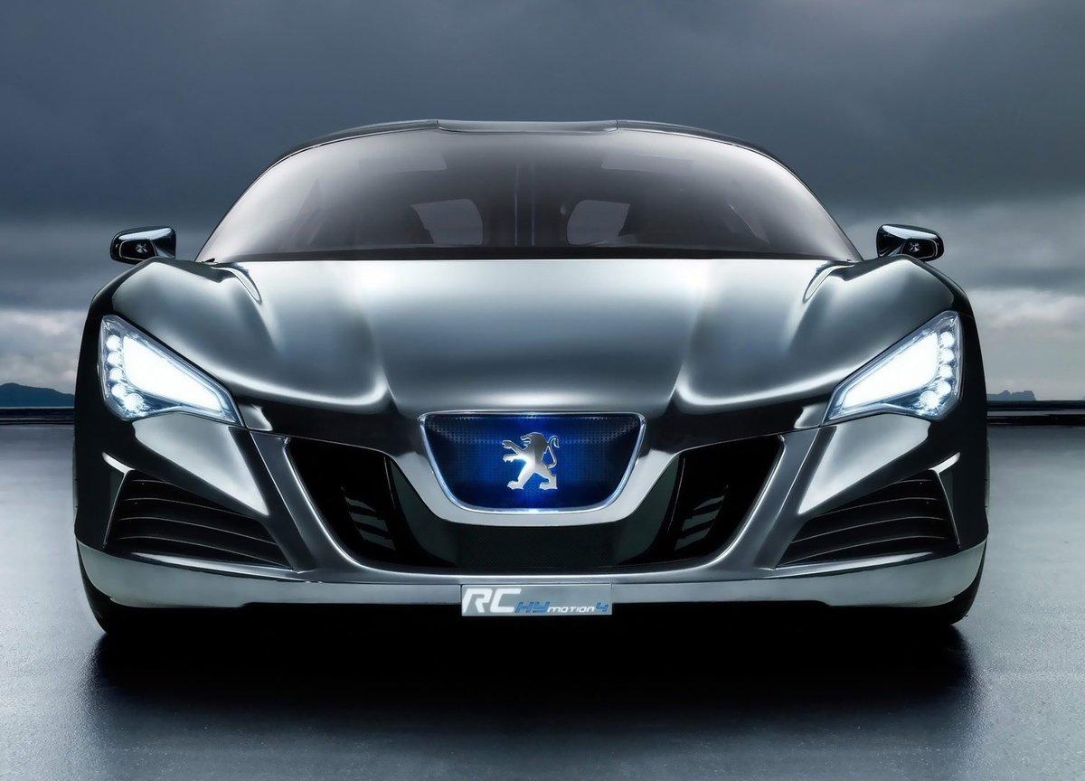 спортивный автомобиль peugeot concept sports car  № 958955 без смс