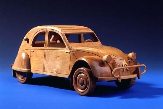 Модели деревянных автомобилей своими руками 71